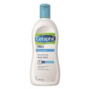 CETAPHIL PRO Restoraderm Body Wash krema za tuširanje, ki obnavlja kožo