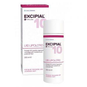EXCIPIAL U 10 lipolosjon z 10% ureo