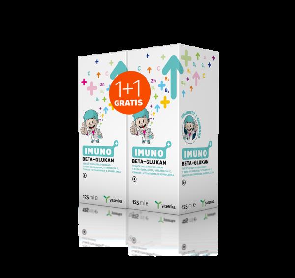 YASENKA Imuno Beta-Glukan za otroke